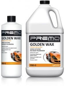 Golden Wax - Wosk z polimerami 3,78 L